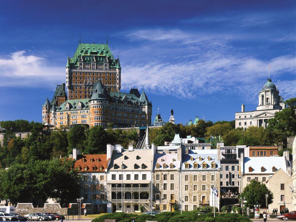 Centro histórico Quebec