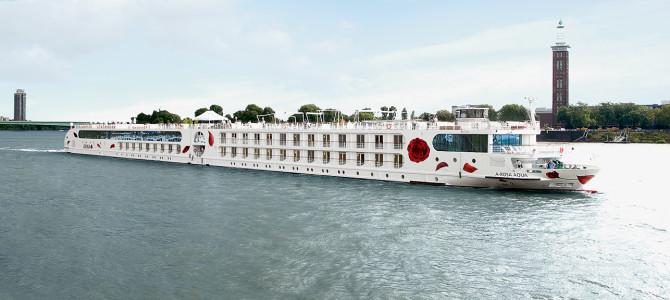 Viajes en agosto, la oportunidad de conocer los cruceros fluviales