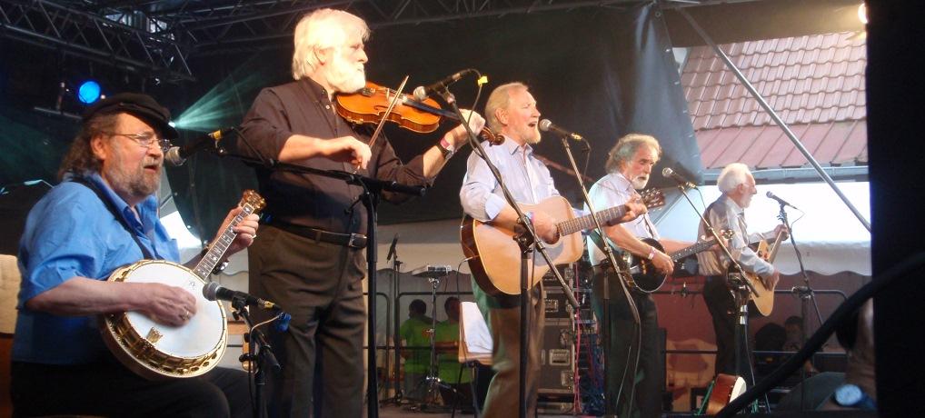 The Dubliners en concierto