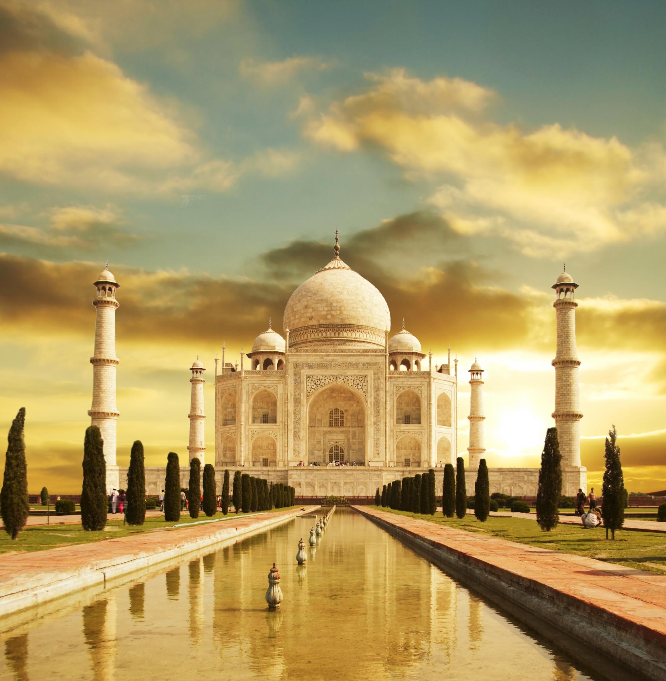 Palacio del Taj Mahal