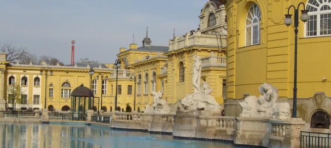 Los mejores balnearios: Budapest y Praga
