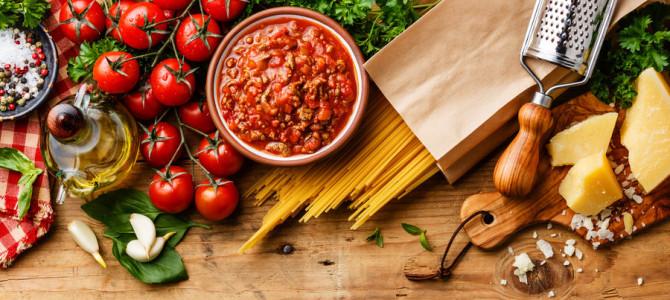 Cocina italiana: 5+1 platos típicos de la gastronomía transalpina
