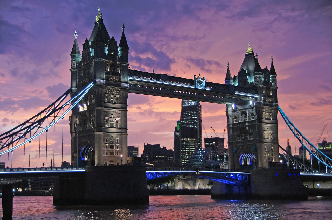 Londres noviembre