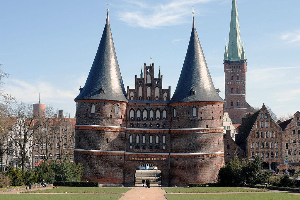 Puerta Holsten Lübeck