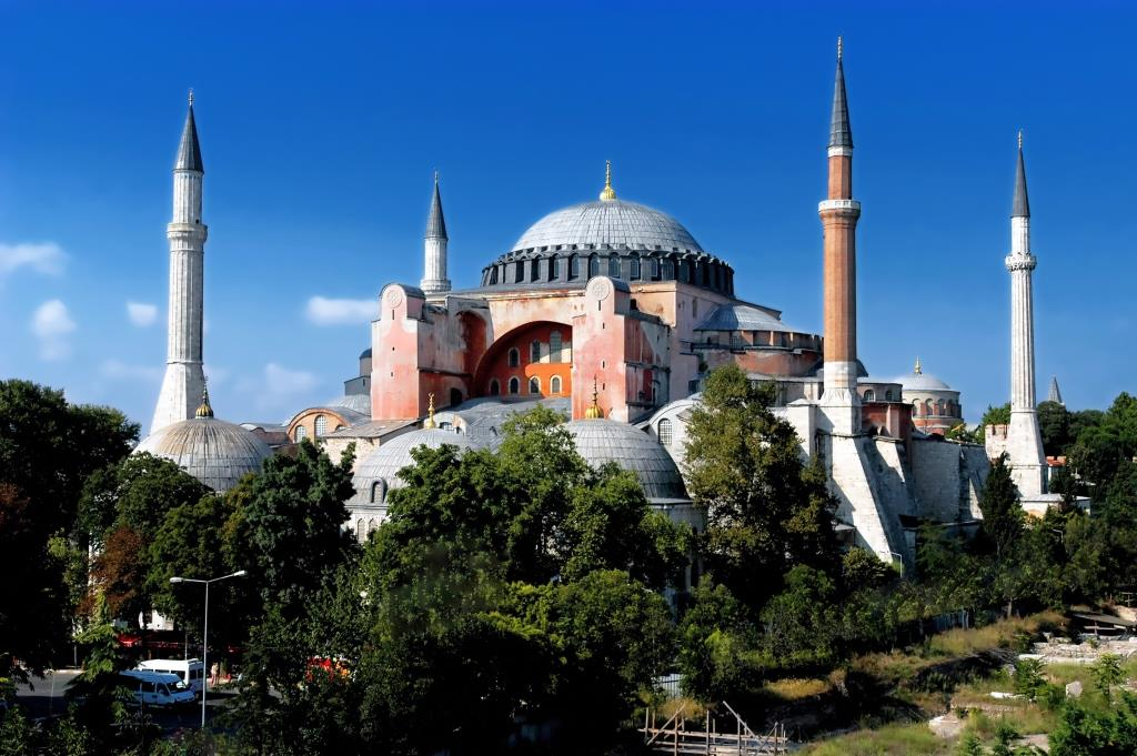 Santa Sofía Estambul