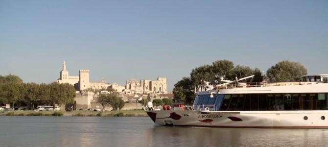 Nuevo vídeo de cruceros fluviales por Europa