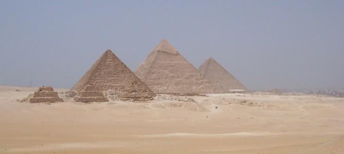 Monumentos de Egipto