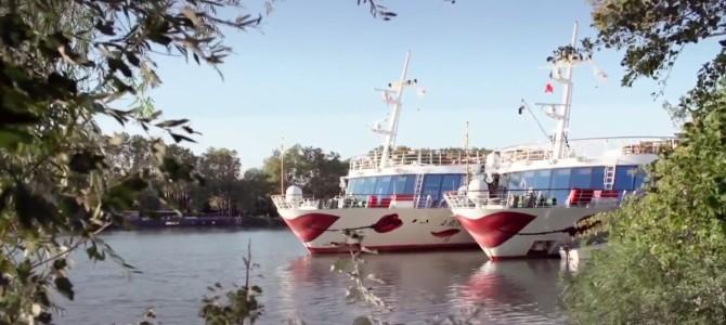 Nuevo folleto de Cruceros Fluviales