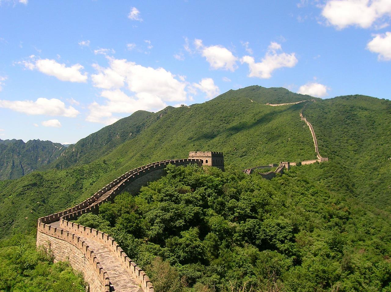 Gran Muralla Pekín