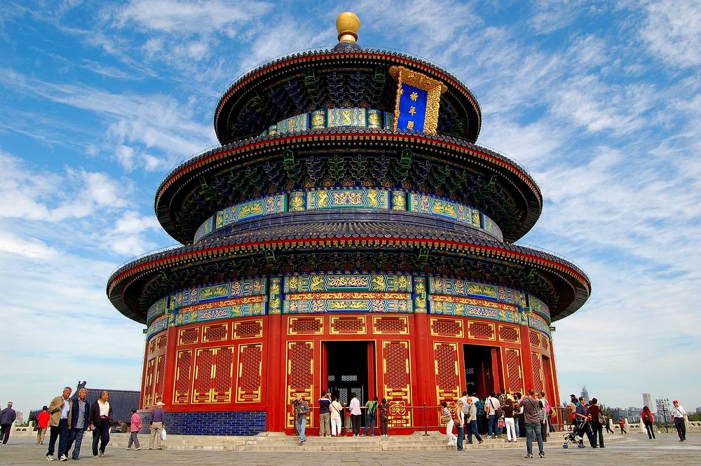 Templo Pekín