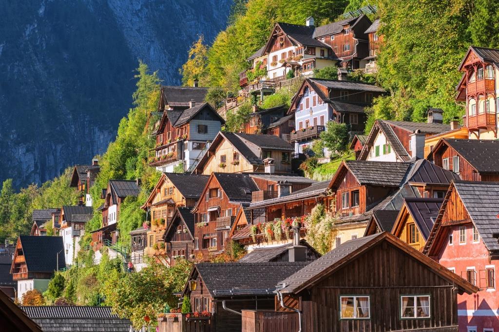 Pueblos del Tirol