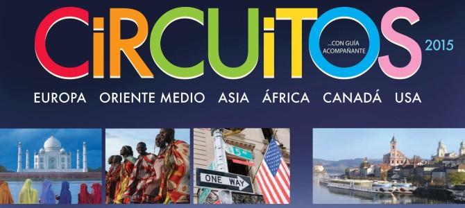 Nuevo folleto de Panavisión Tours