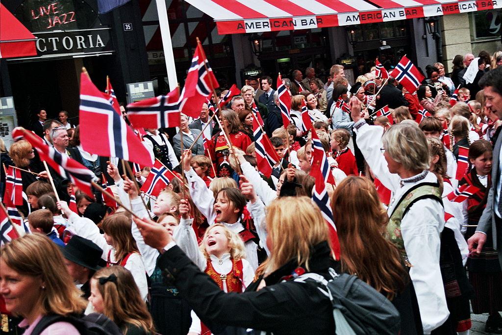 Día de la Constitución Noruega