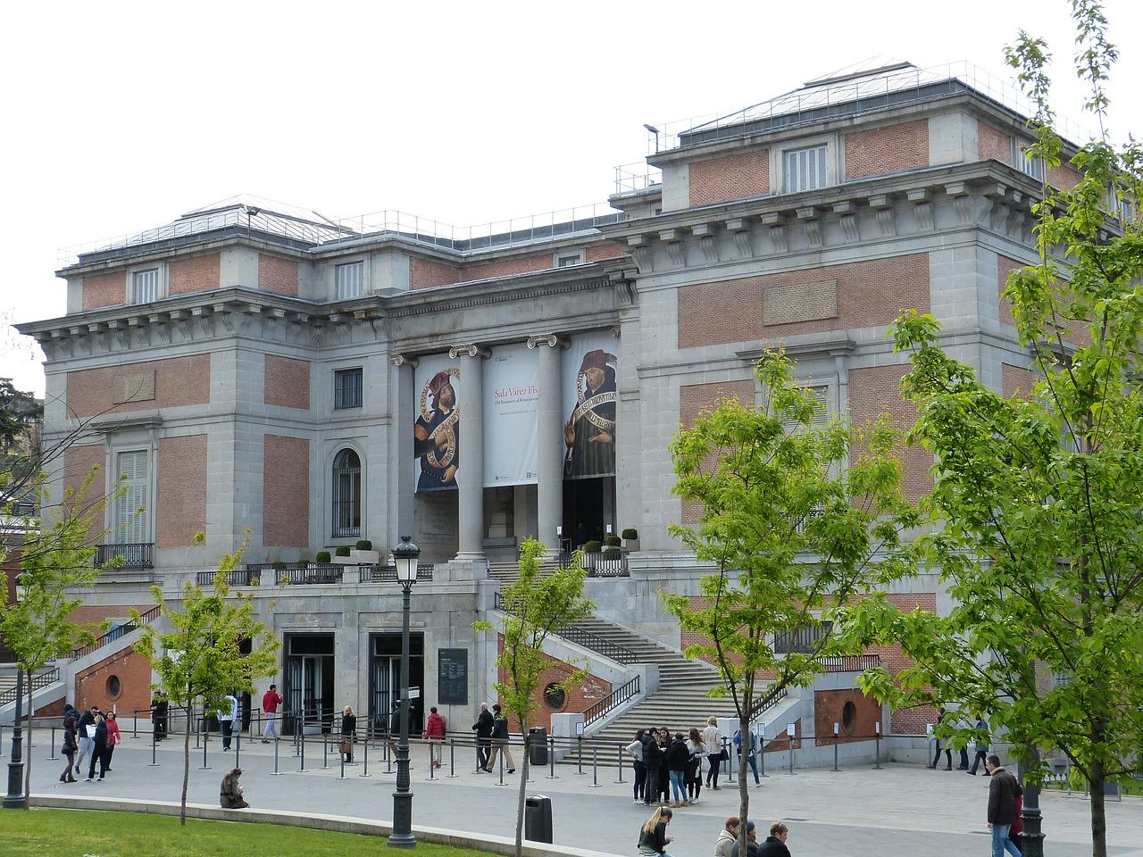 Entrada Museo del Prado