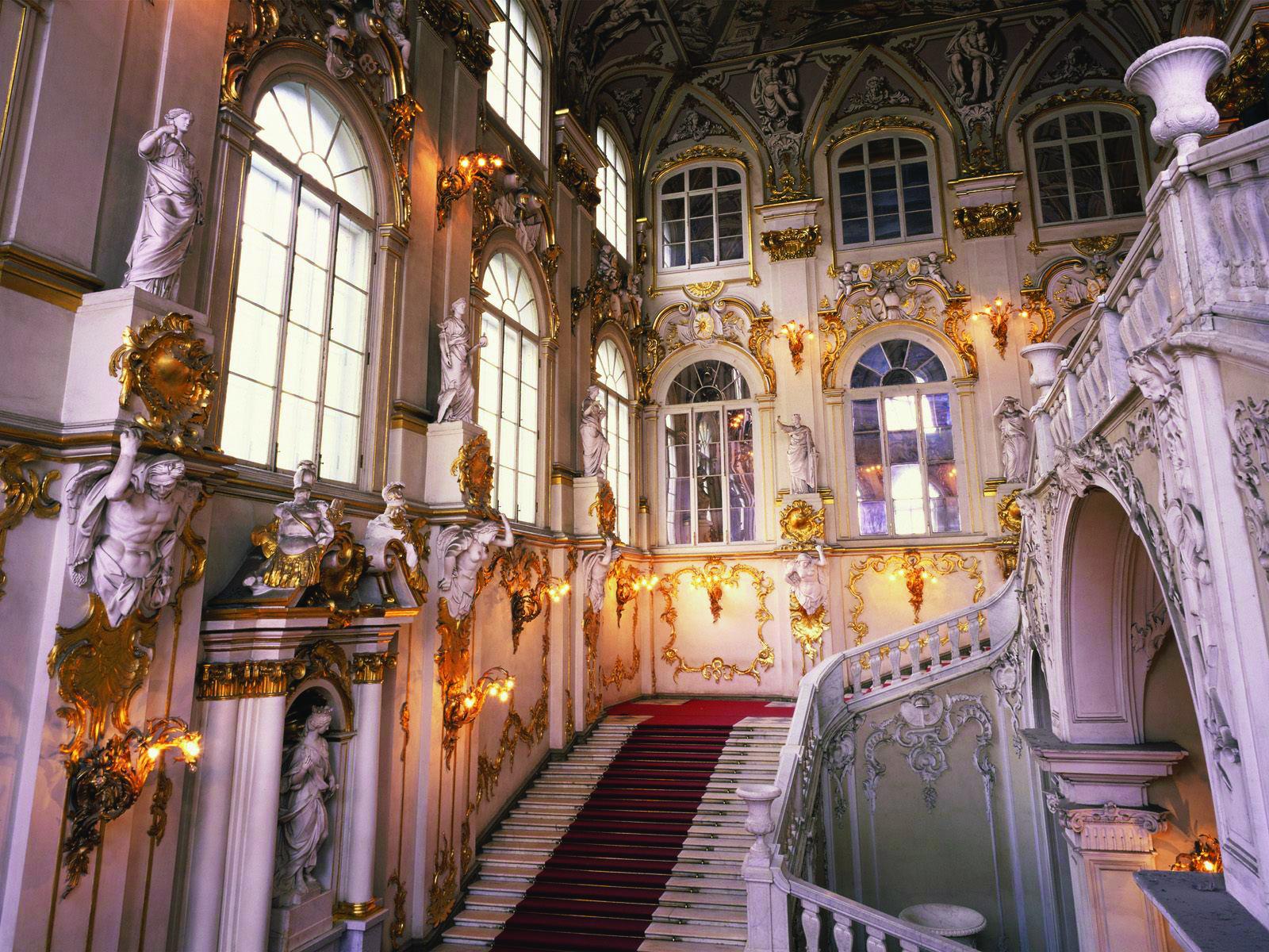 Palacio Invierno de San Petersburgo
