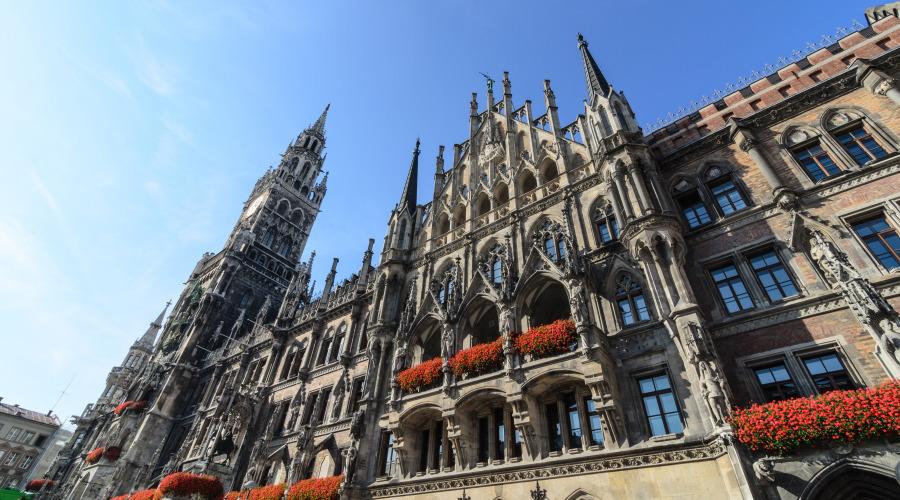 Ayuntamiento Múnich