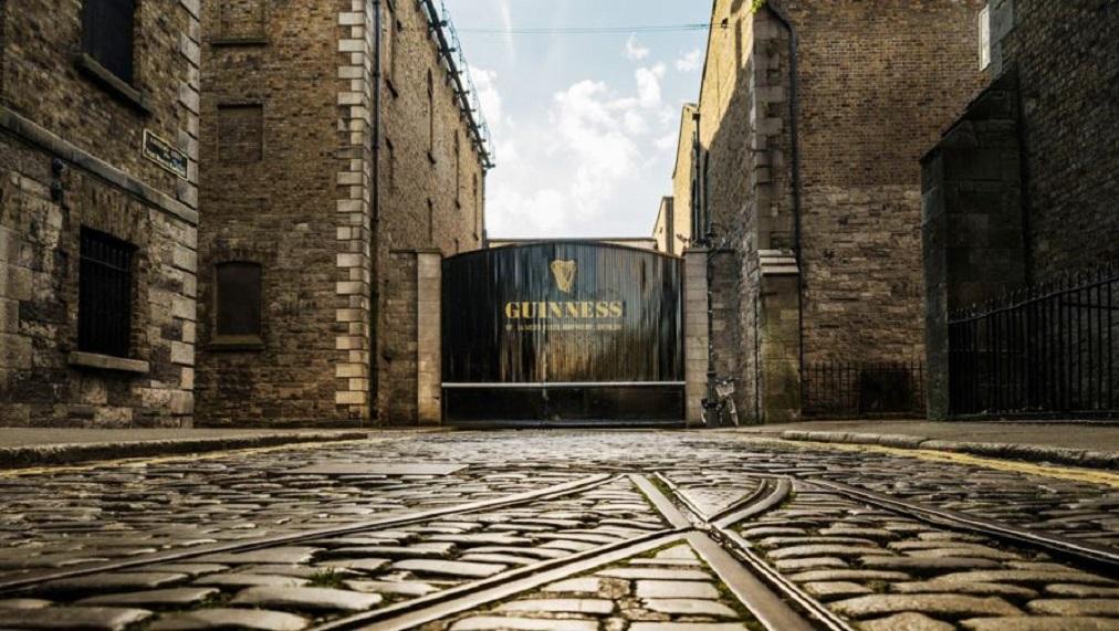 Fábrica Guiness Dublín