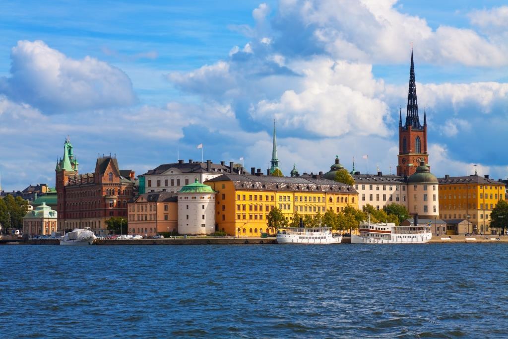 Panorámica Estocolmo