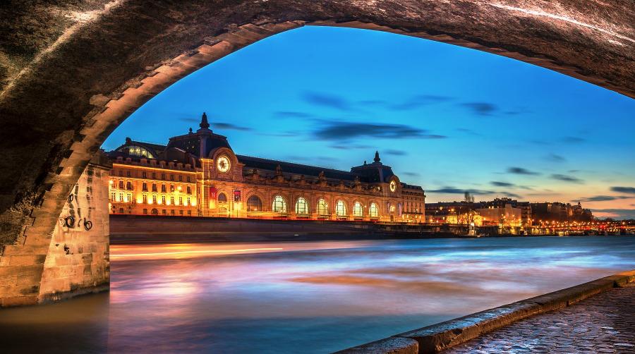 Rio Sena París