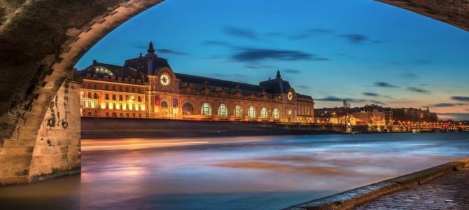 Lugares mágicos de París