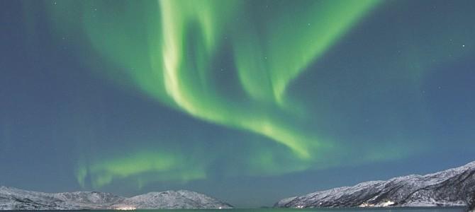 Lugares para ver las Auroras Boreales
