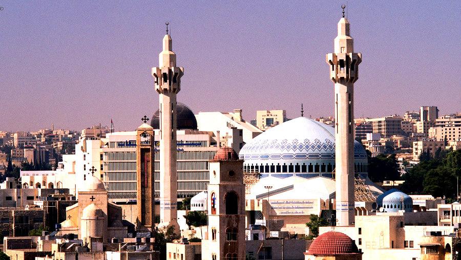 Panorámica Amman