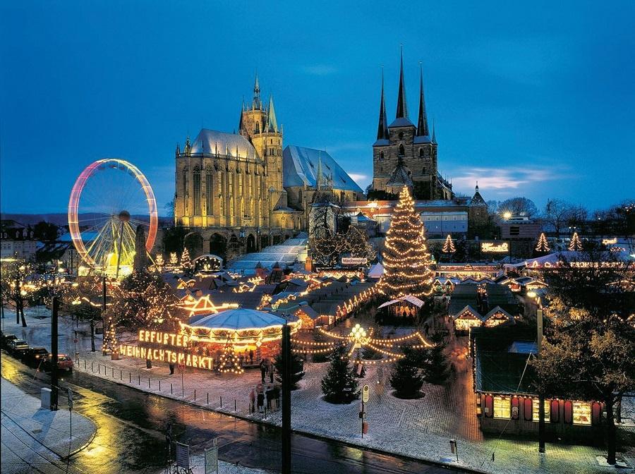En Viena la Navidad se vive de una manera muy especial.
