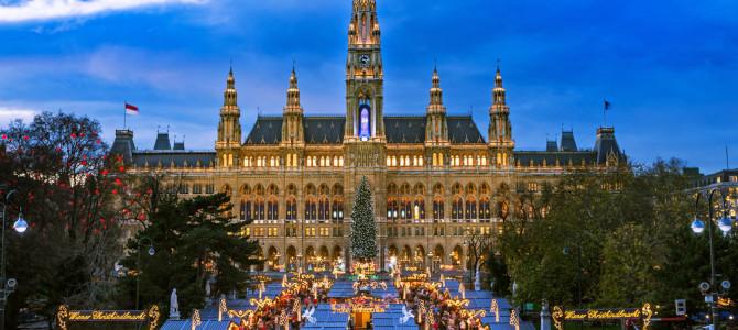 Vacaciones de Navidad en el Rhin y el Danubio