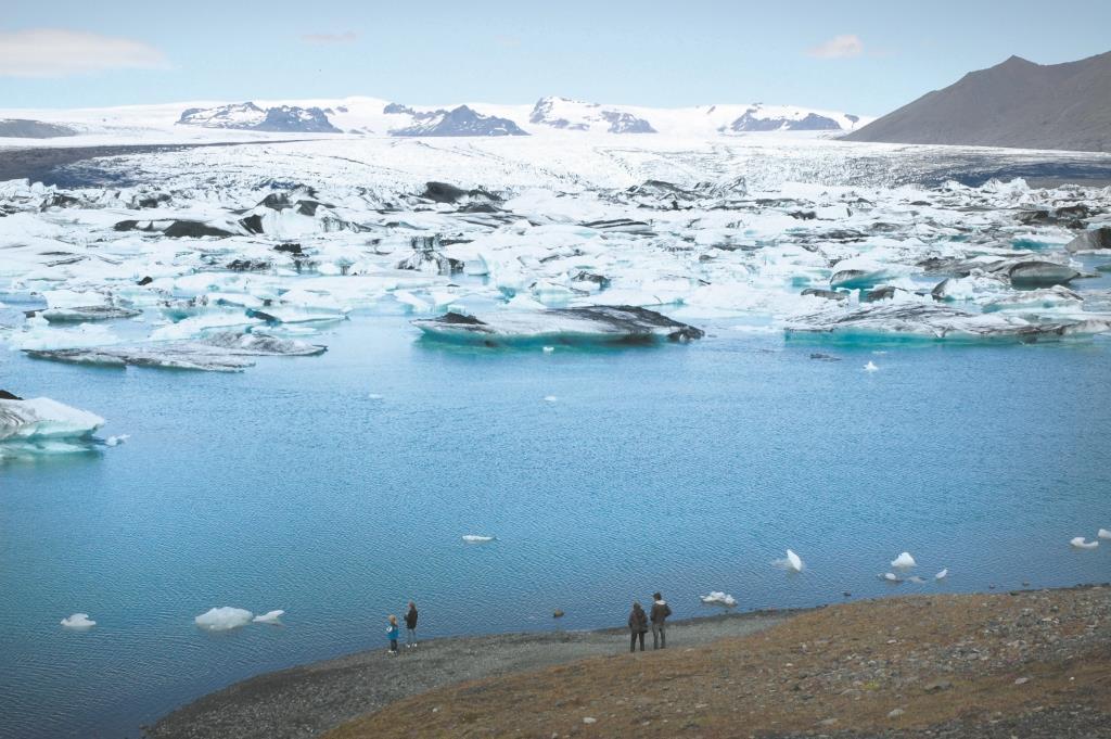 El Parque Nacional de Vatnajokull es el más grande de toda Europa