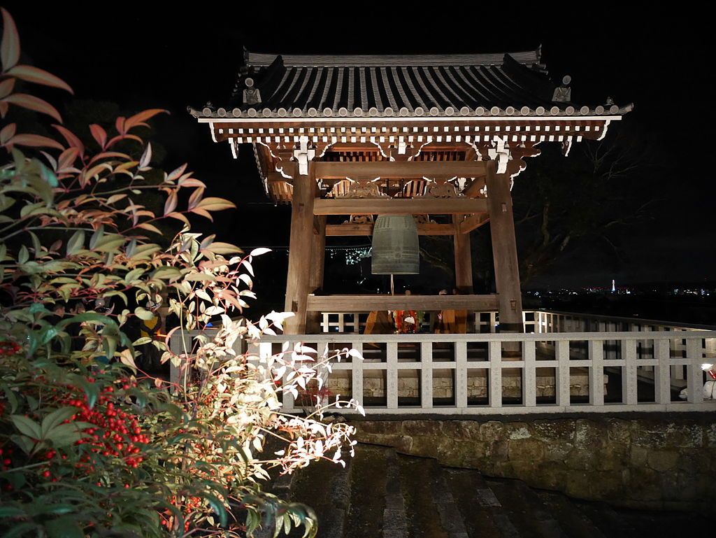 108 campanadas japón