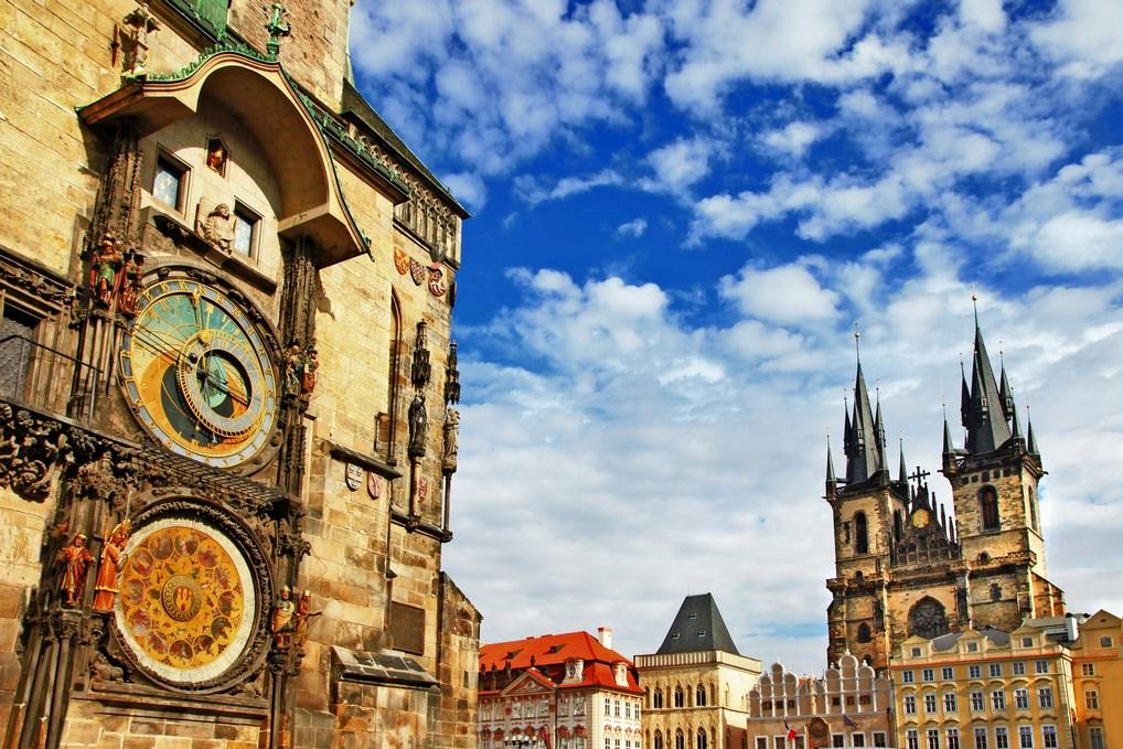 Stare Mesto Praga