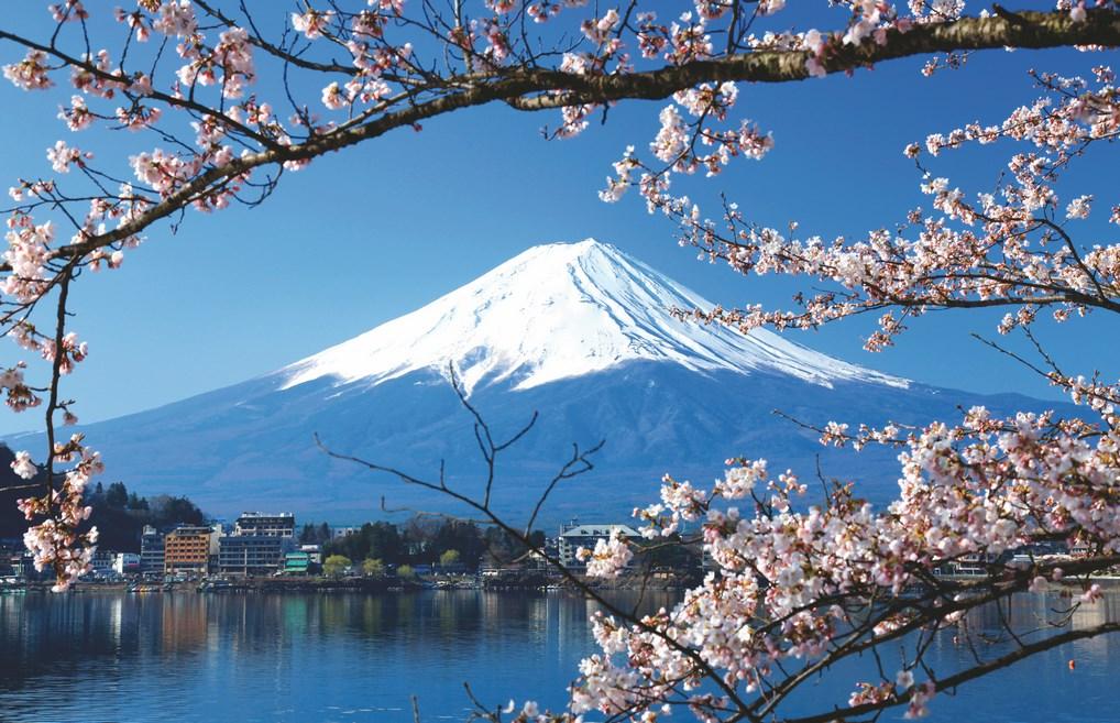 Panorámica del Fuji
