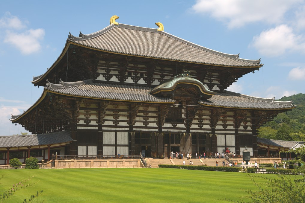 Templo madera Nara