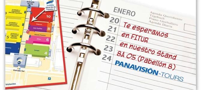 Panavisión Tours estará en Fitur 2016