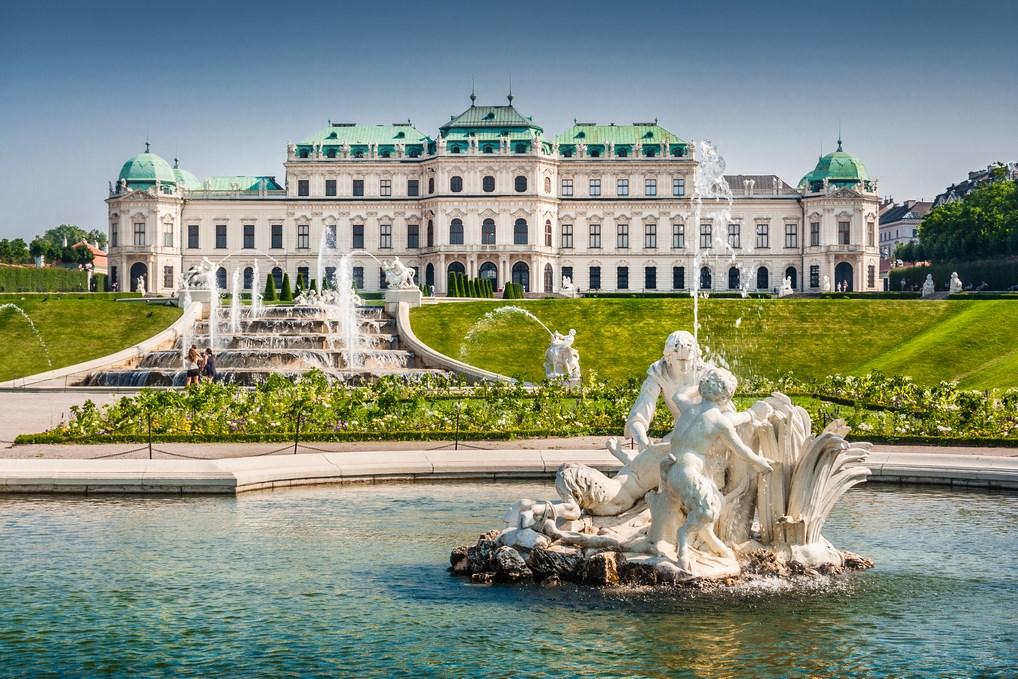 Belvedere Viena