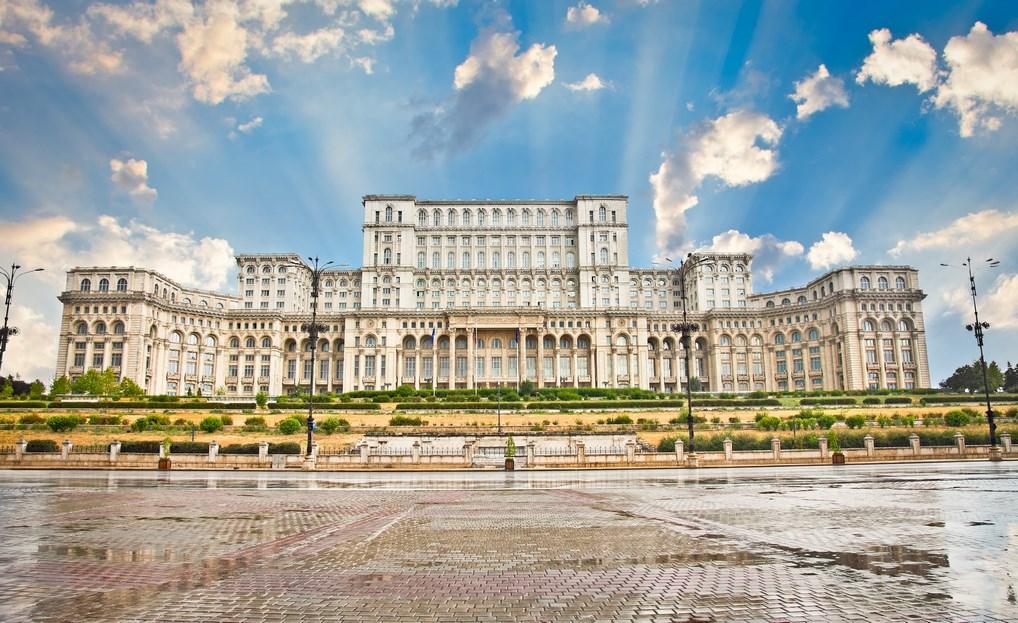 Palacio del Parlamento de Budapest