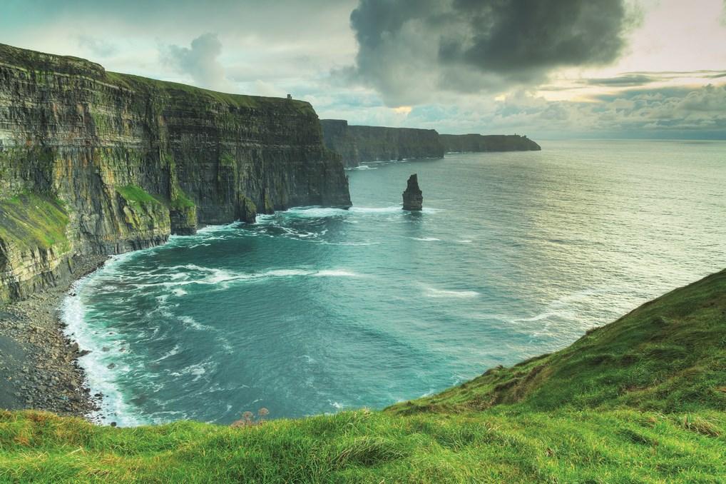 Vero los acantilados de Moher es algo imprescindible que hacer en Irlanda