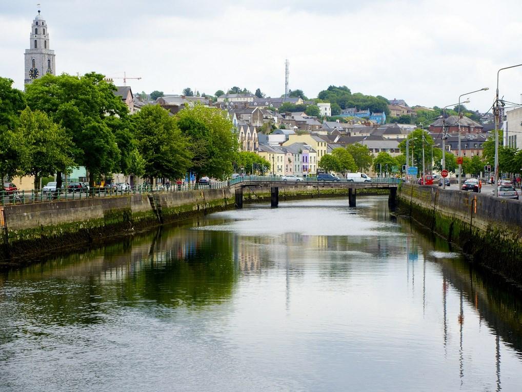 Cork es una de las ciudades con más encanto de Irlanda.