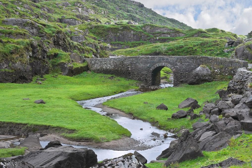 El Anillo de Kerry esconde alguno de los paisajes más espectaculares de Irlanda