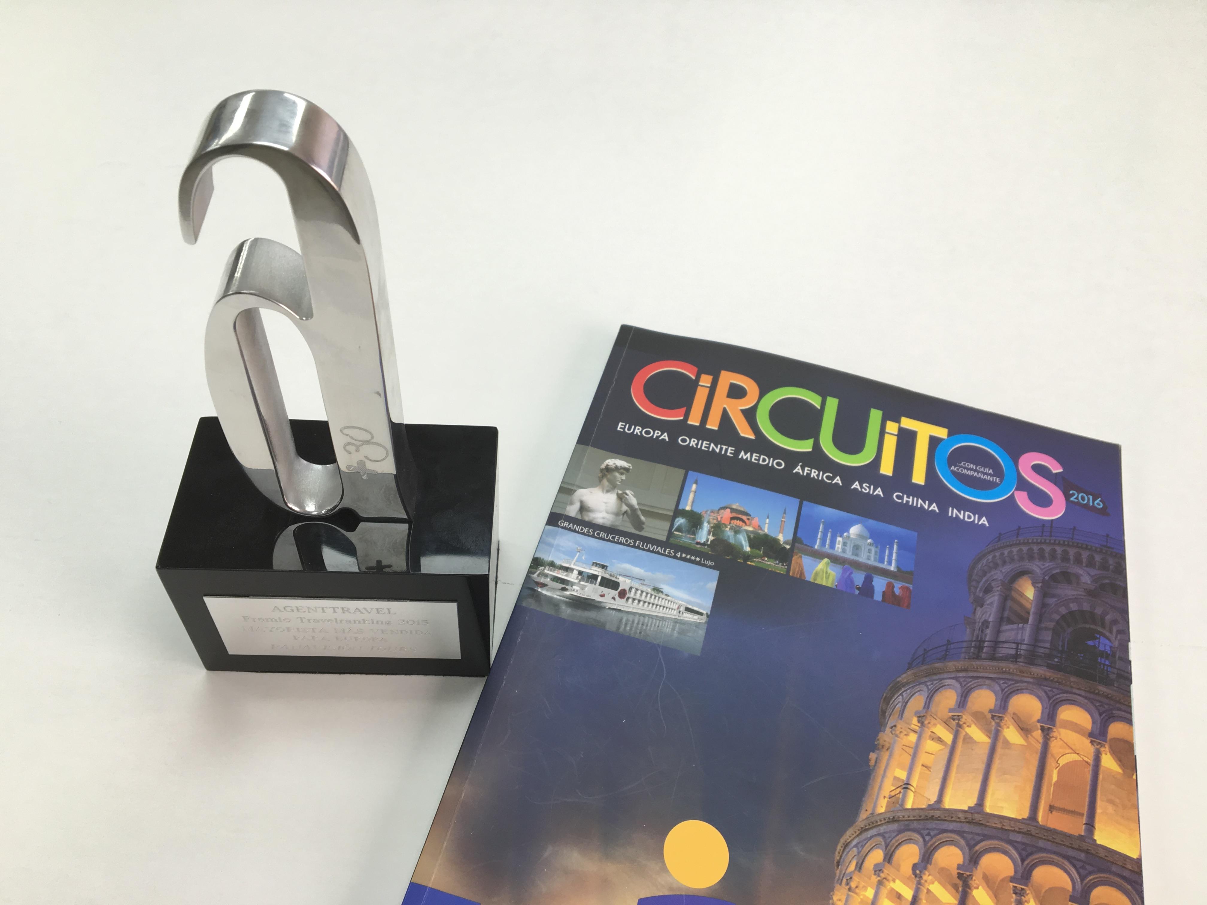 Premio Travelranking Panavisión Tours
