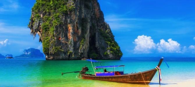 Lugares que ver en Tailandia