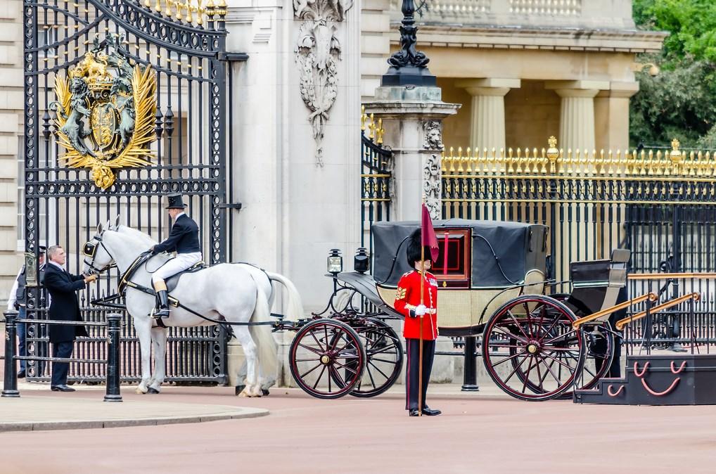 La Ceremonia del Cambio de Guardia es una de las cosas imprescindibles que hacer en Londres.