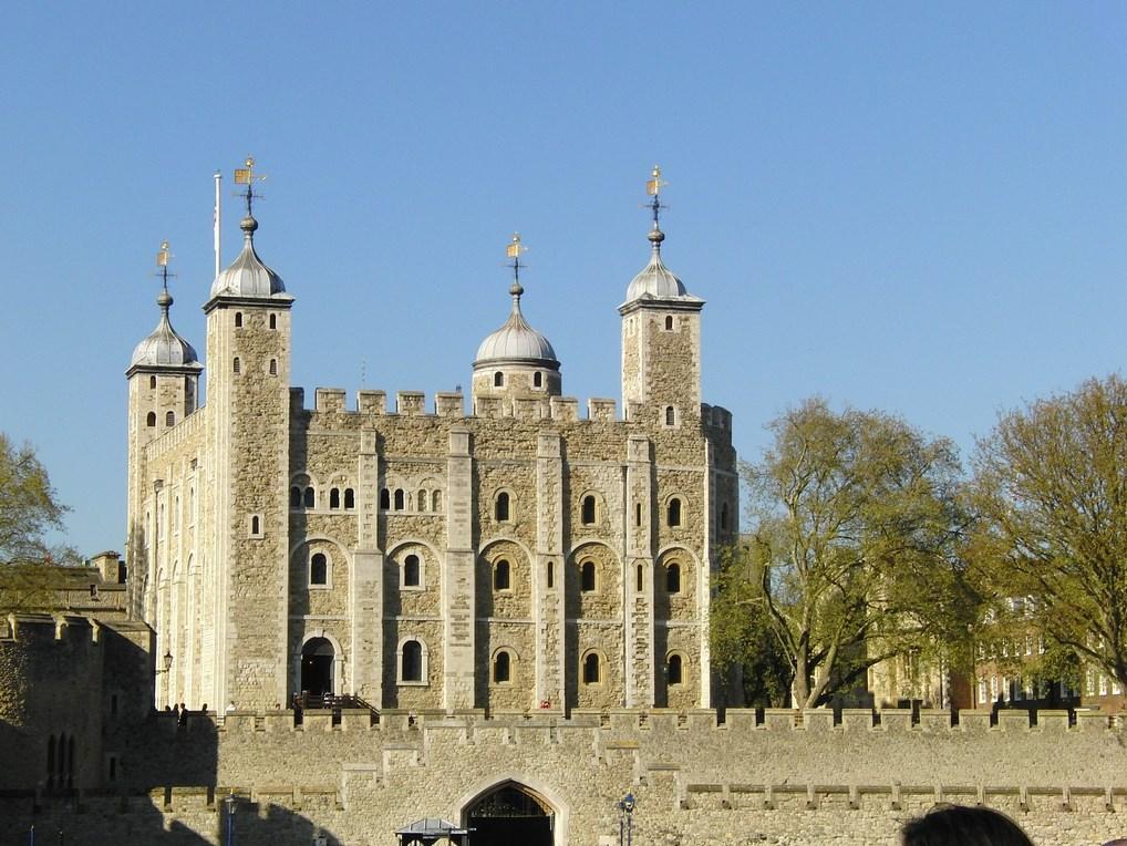 En la Torre de Londres se guardan las Joyas de la Corona y gran parte de la historia de Londres.