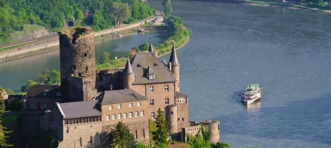 5 cosas que ver en un crucero por el Rhin