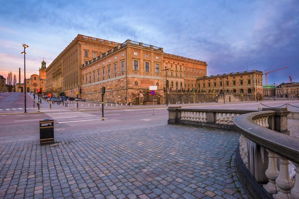 El Palacio Real es una de los lugares que hay que ver en Estocolmo.