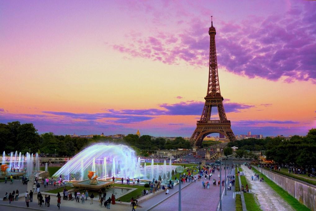 Por supuesto, París es una de nuestras ciudades favoritas para hacer una escapada.