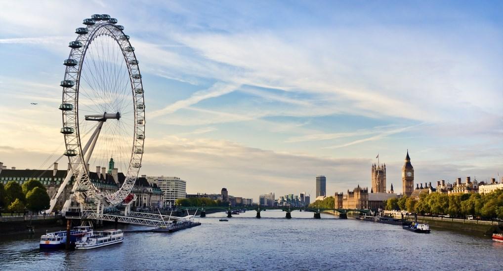 El London Eye no solo es una de las estructuras más conocidas de Londres, también un moderno y sorprendente mirador.