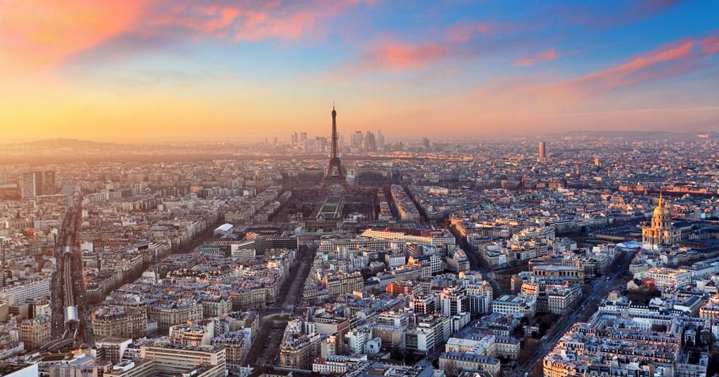 Estas son las vistas que puedes disfrutar desde la Torre Montparnase de París
