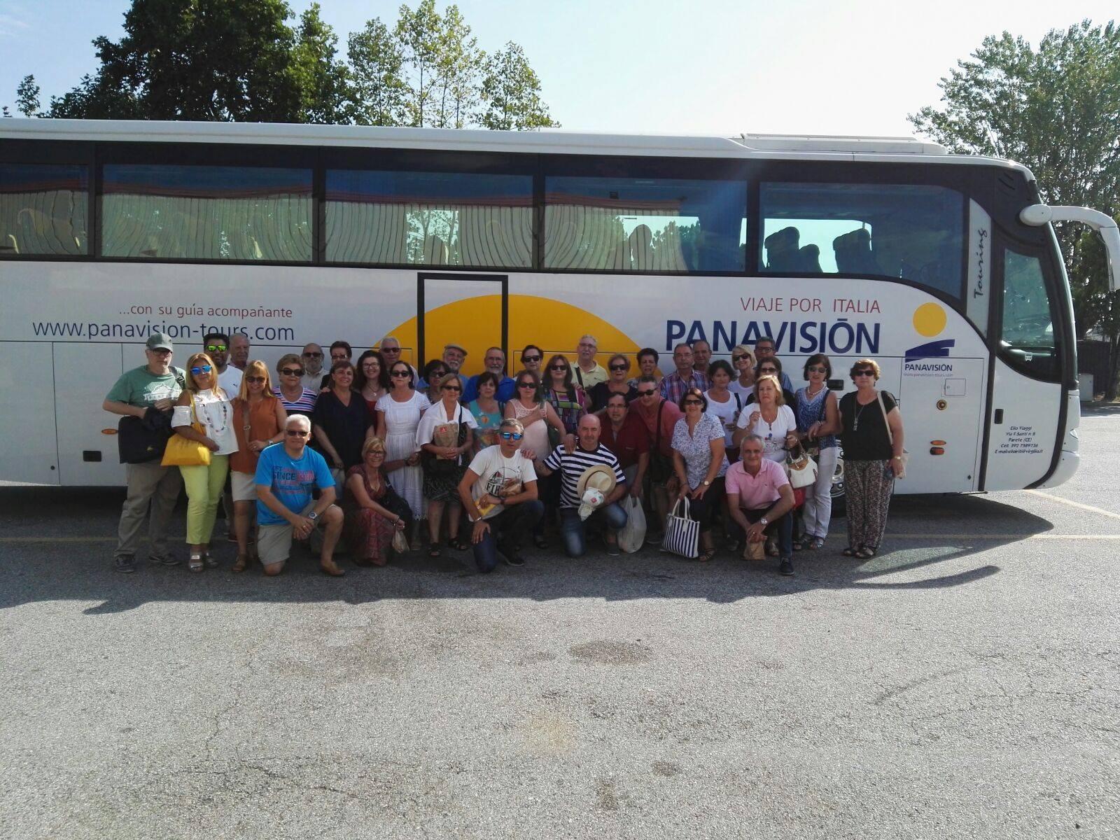 Compartimos alguna de las últimas opiniones que nos han llegado de nuestros viajes. Fotografía cortesía de Esteban Hernandez. Grupo viaje a Italia del 2 de agosto.