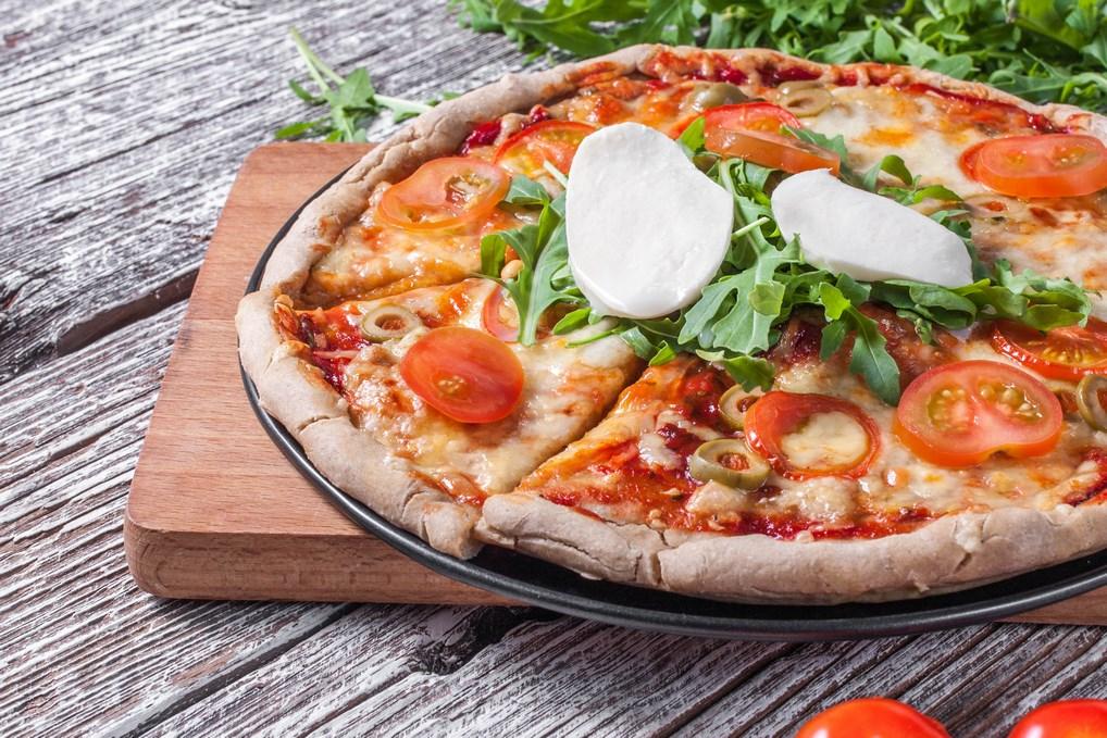 En cualquier ciudad de Italia podrás encontrar una buena pizzería.